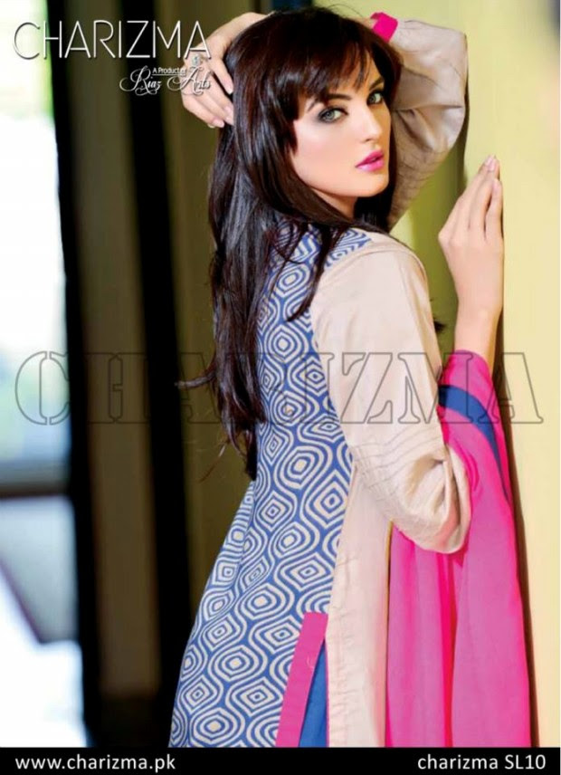 Beautiful-Girls-Women-Wear-Cute-Outfit-by-Charizma Fall-Winter-Dress-Collection 2013-Vol1-7