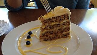 Portland - Hummingbird Cake at Papa Haydn