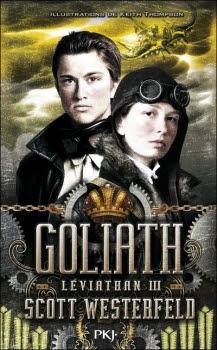 Couverture Léviathan, tome 3 : Goliath