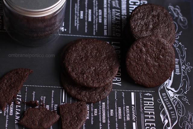 Biscotti cioccolato e sale con Petra 5