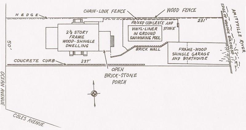 Amityville House Floor Plan Kimbapkimchi