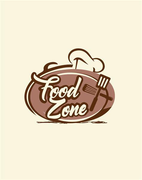 food logo vector templates