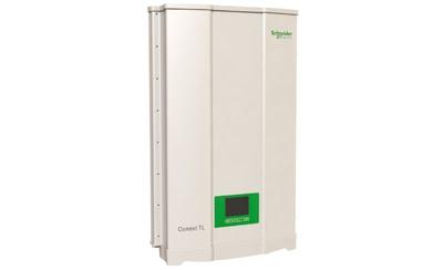 Schneider Electric presenta sus soluciones solares en el Intersolar Europe 2012