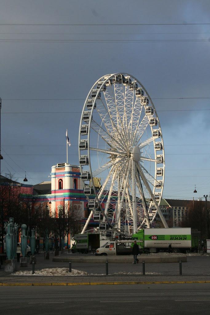 Pariserhjul i København