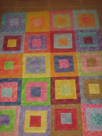 Lucie Ragged Squares