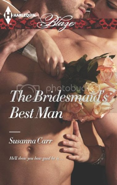 The Bridesmaids Best Man Cover