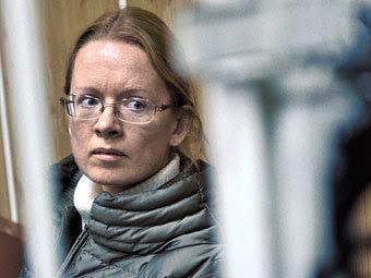 Екатерина Сметанова. Фото Коммерсантъ, Глеб Щелкунов