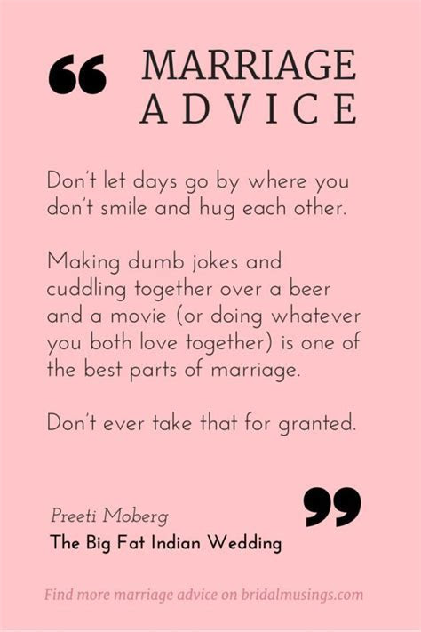My Number One Piece of Marriage Advice   Weddings