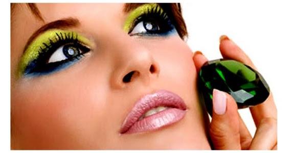 575771 Escolha as cores que mais lhe agrada. Foto divulgação Dicas de maquiagem para Carnaval 2015