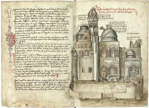 Konrad von Grünenberg - Beschreibung der Reise von Konstanz nach Jerusalem 1487 i