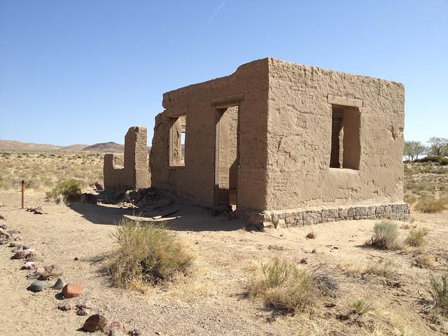 Fort Churchill Post Headquarters