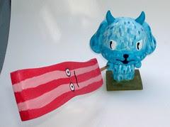 Osaka Popstar Devil Dog custom