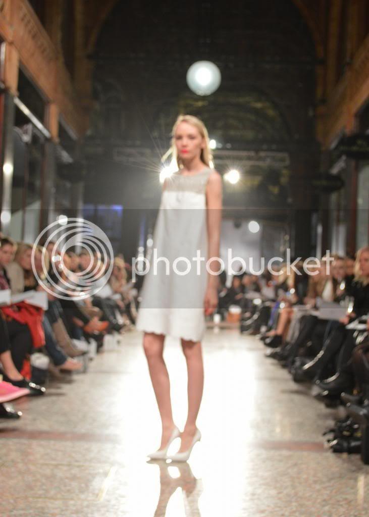 Harvey Nichols Fashion Show Leeds