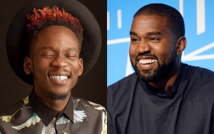 [MUSIC]Mr Eazi Openly Invites Kanye West To Join His Empawa Music Africa Platform