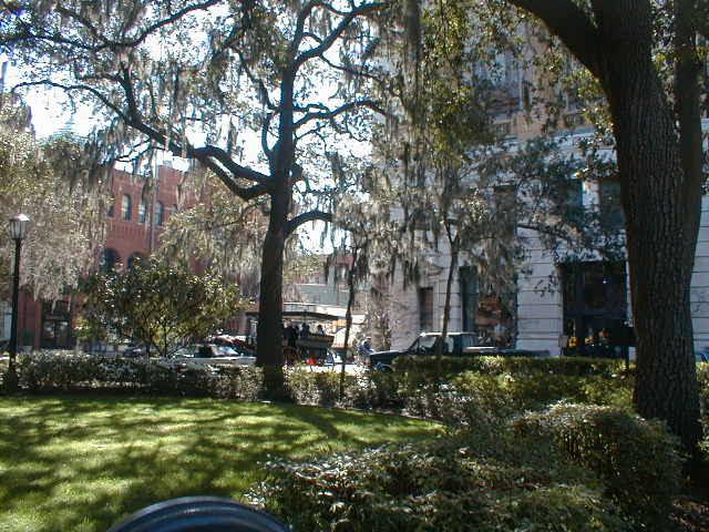 Savannah, GA : Madison Square - Poetter Hall SCAD Admissions