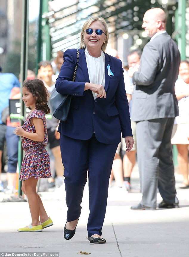 Hillary's dramatic collapse in New York on Sunday is prompting new examination of her health ¿ as well as how her aides have closely guarded information
