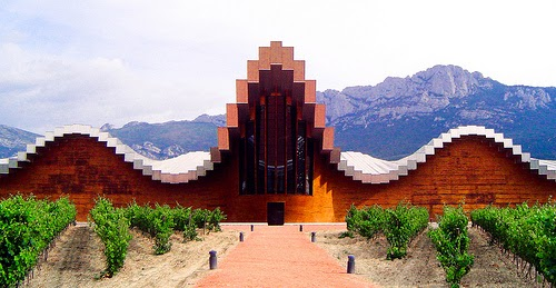 Winery Ysios Laguardia 193 Lava Spain 1998 2000 Jos 233