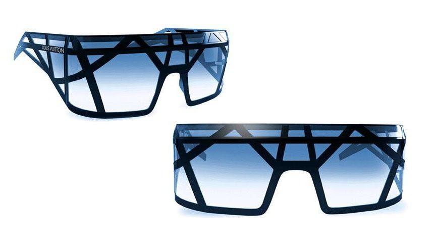 Louis Vuitton 'Structure Eyewear' by Samal Design