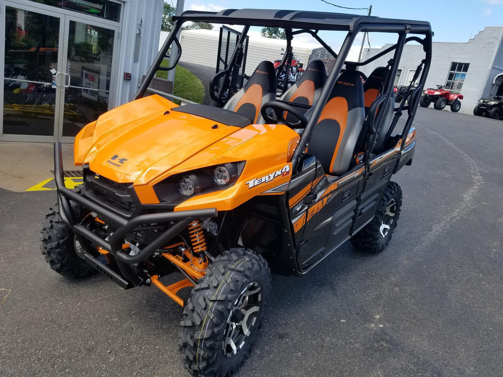 2019 Kawasaki Teryx4 Le For Sale In Bridgeport Wv
