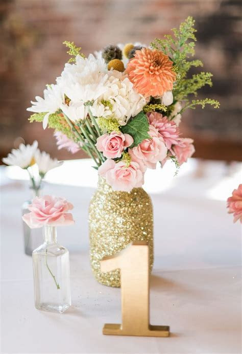 25  best ideas about Coral gold weddings on Pinterest