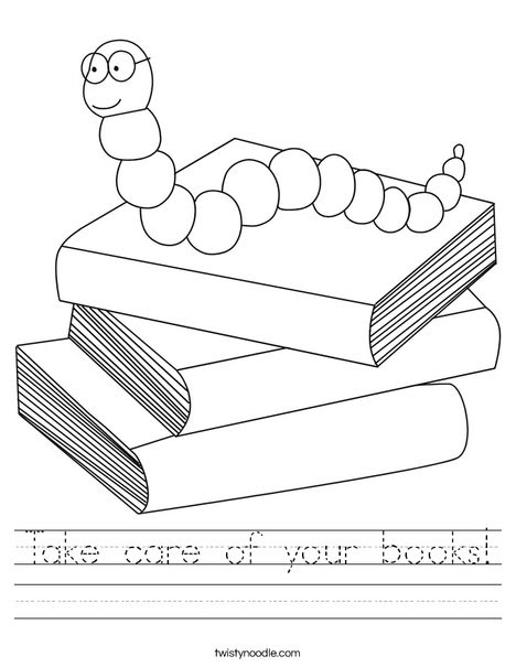 take care of your books 3_worksheet_png_468x609_q85