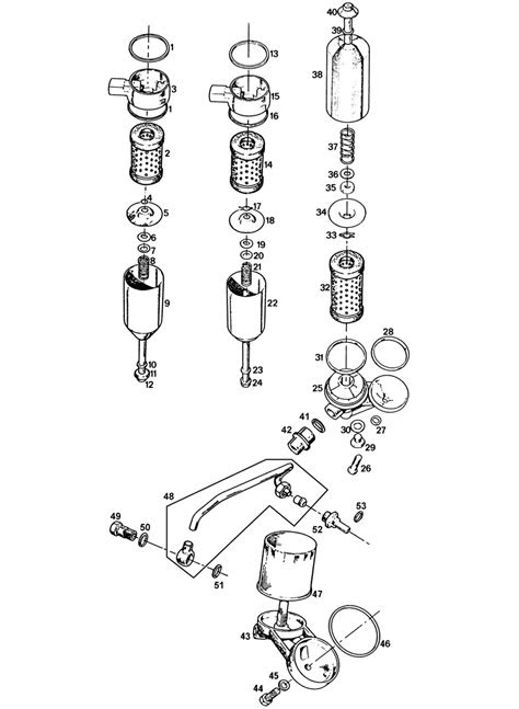 Oil System - MGB & MGB GT (1962-80) - Engines & Components