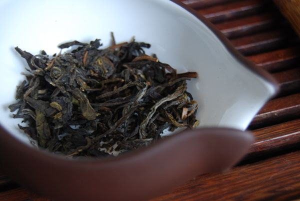2012 Sample Tea Yiwu