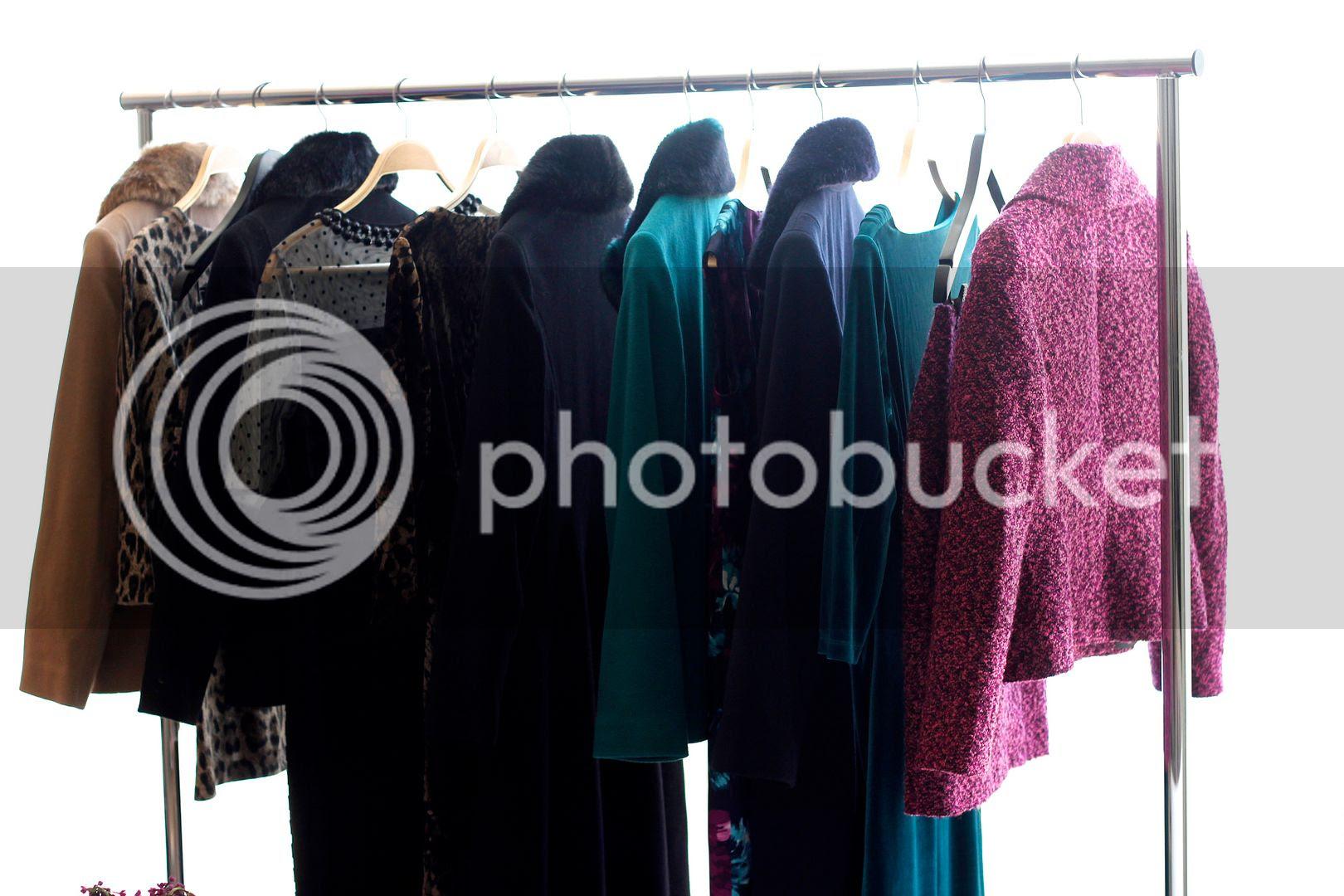 Jacques Vert AW15, Jacques Vert, Windsmoor, Colebrooke, Plus Size Fashion toronto canada plus size blogger winter coats ombre