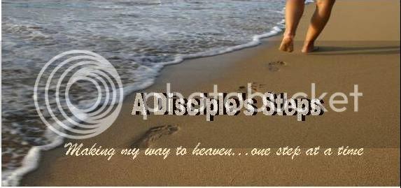 A Disciple's Steps