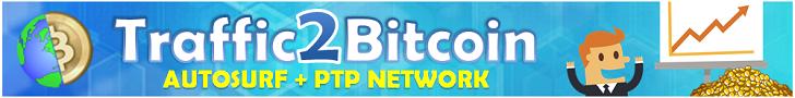Traffic2Bitcoin