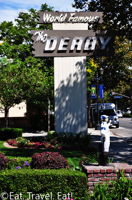 The Derby Sign