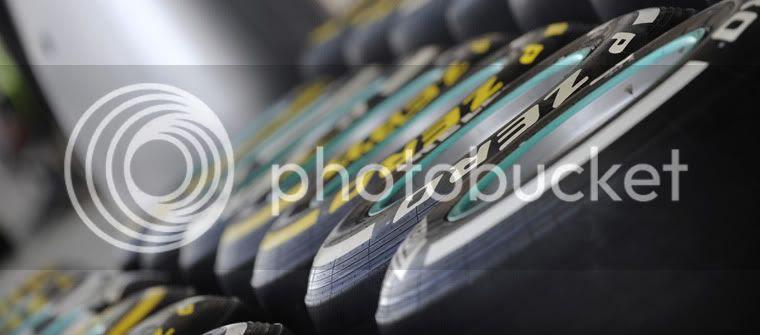 Los neumáticos Pirelli de la temporada 2012 de F1 son más agresivos