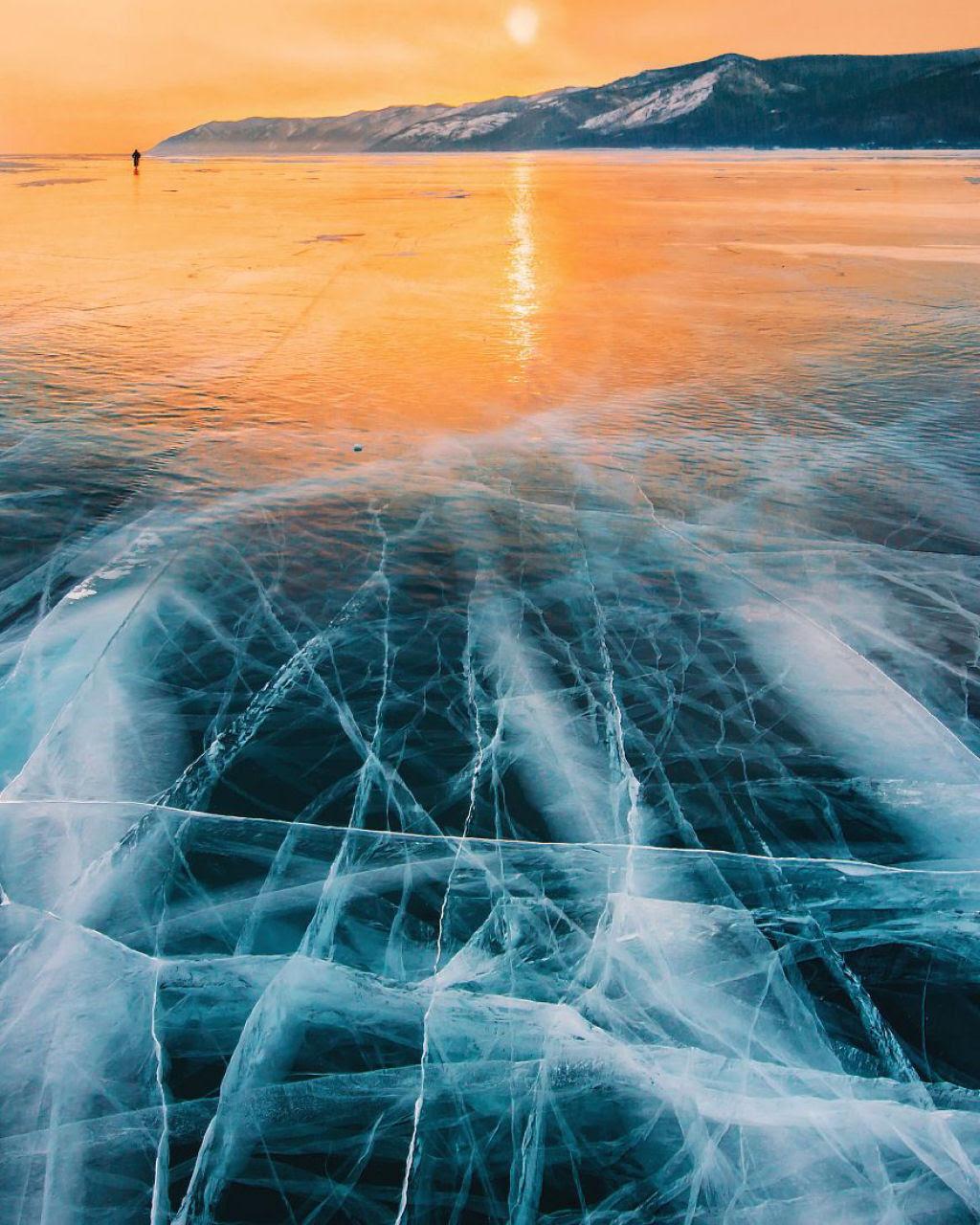 A beleza do lago mais profundo e antigo da Terra: o Baikal 07