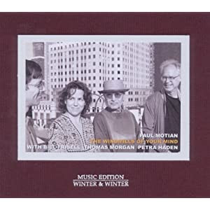 Paul Motian - Windmills Of Your Mind  cover