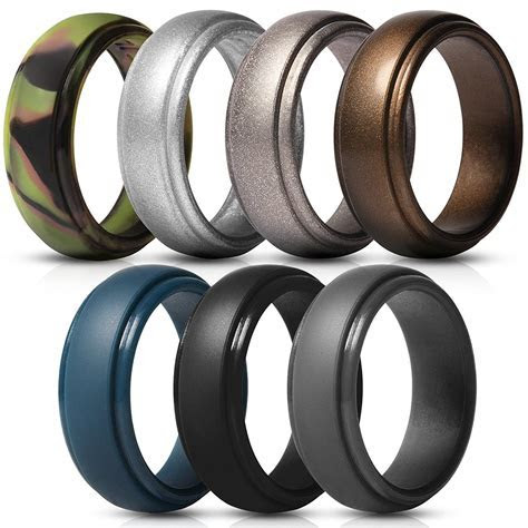 Rubber Wedding Rings For Electricians   Image Wedding Ring