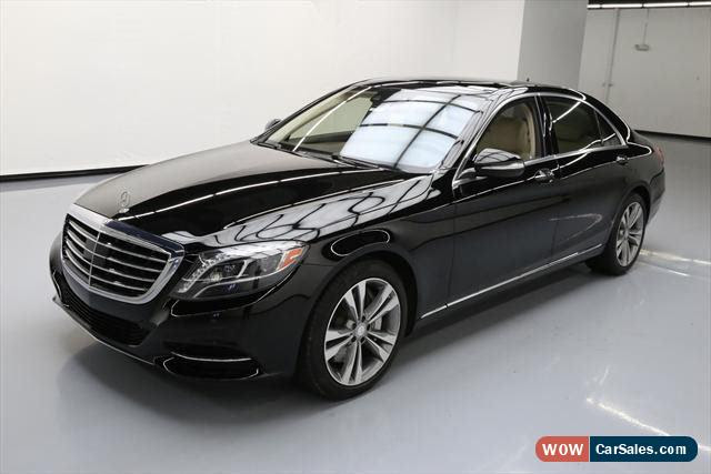 2015 Mercedes-benz S-Class for Sale in United States