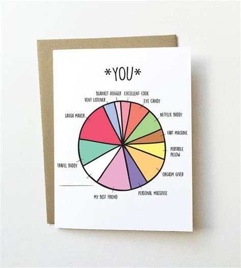 Pie chart   Funny love card ? Suckycards