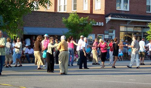 Olde Village Street Dance
