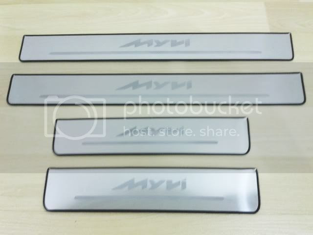 Myvi Lagi Best 2011-2014 Door Sill (end 8/24/2019 12:56 PM)