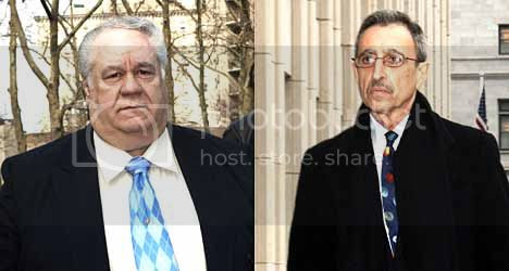 Louis Eppolitio and Stephen Caracappa - 'The Mafia Cops'
