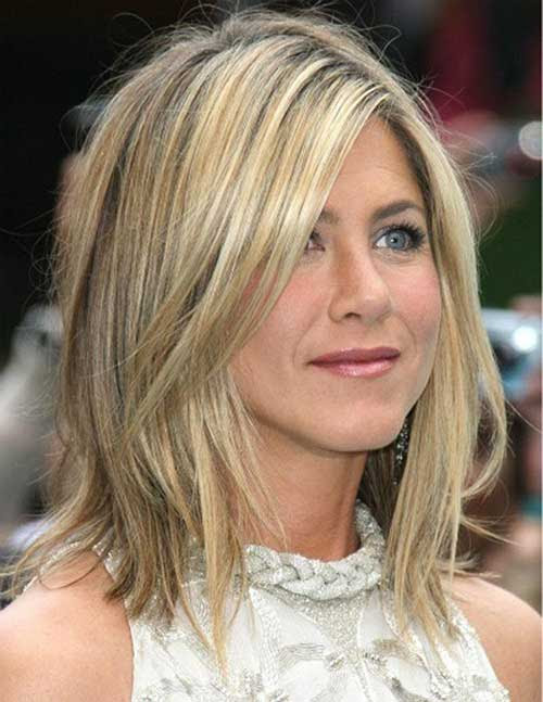 20 Jennifer Aniston Long Bob Bob Hairstyles 2018 Short