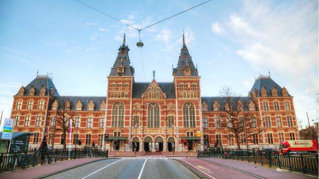Рийксмузеум в Амстердаме