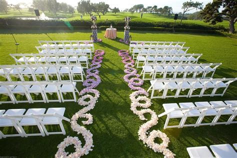 BN Wedding Décor: Outdoor Wedding Ceremonies