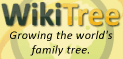 WikiTree - growing the world's family tree
