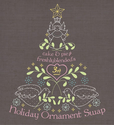 3rd annual holiday ornament swap