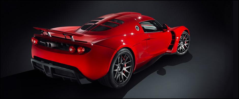 Hennessey Venom GT Lotus Exige
