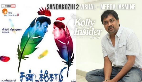 Lingusamy roped in Sandakozhi pair for sequel