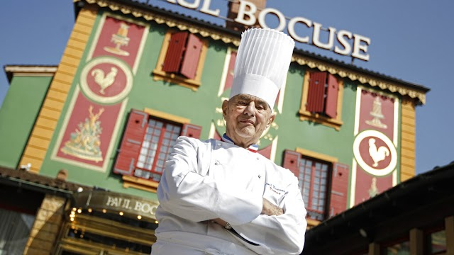 Famed chef Paul Bocuse's restaurant downgraded to 2 Michelin stars after 55 years