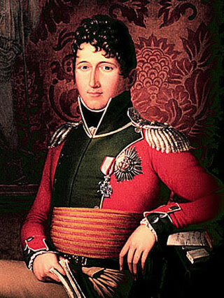 King Christian Frederik of Norway