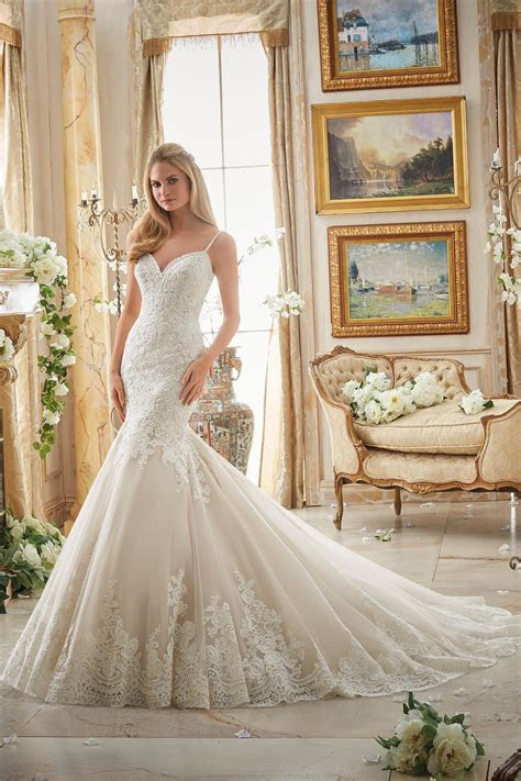 2871 Wedding Dress from Mori Lee   hitched.co.uk